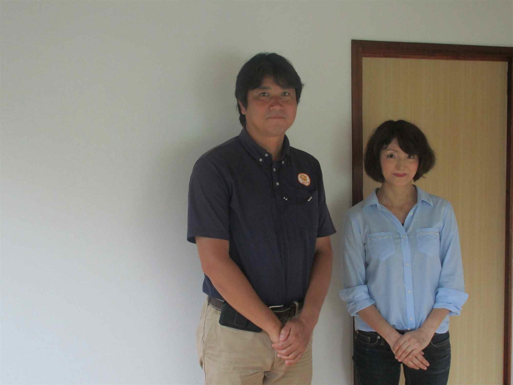 沖縄・那覇のリフォーム 実際のお客様の写真:対応が良かったのですぐに決めました。