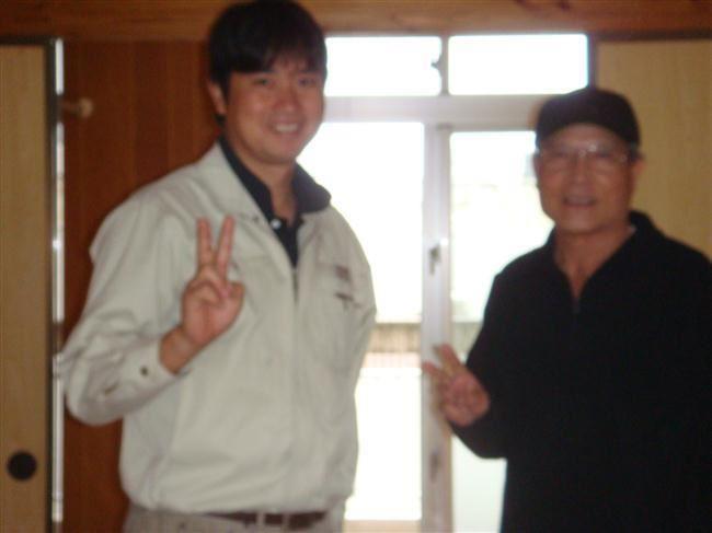 沖縄・那覇のリフォーム 実際のお客様の写真:工事、最高でした。今後もよろしくお願いします。