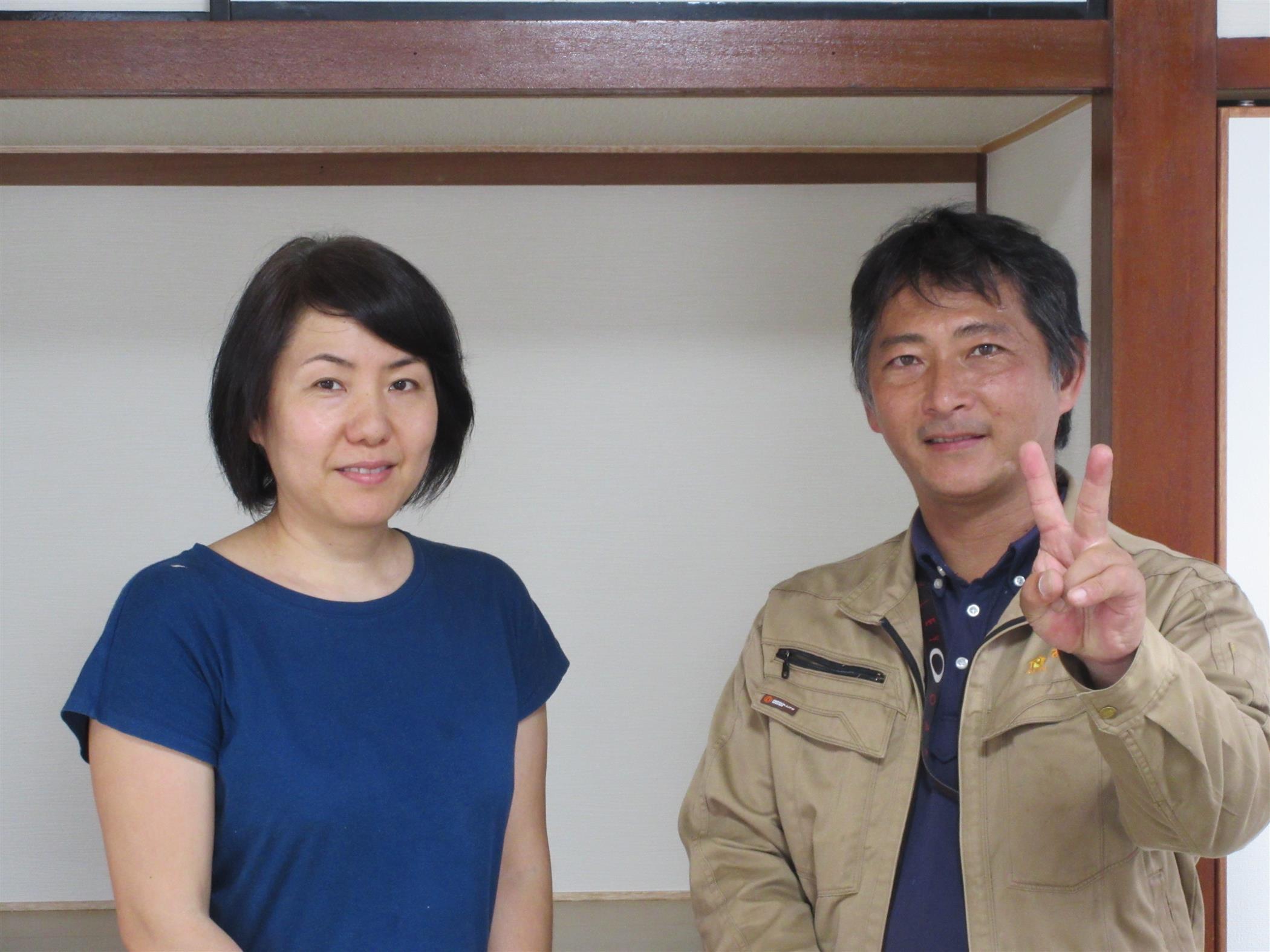 沖縄・那覇のリフォーム 実際のお客様の写真:感動しました。