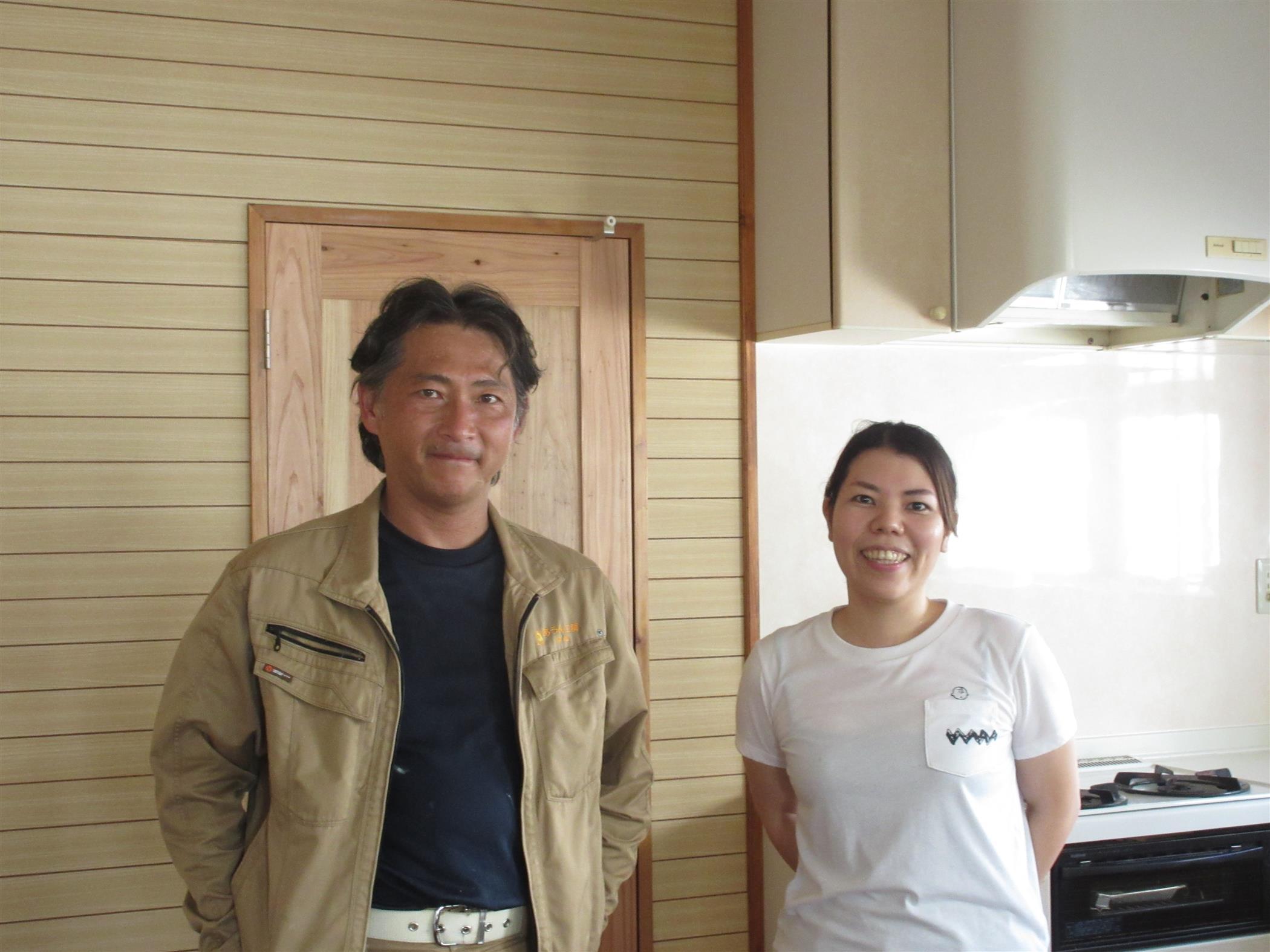 沖縄・那覇のリフォーム 実際のお客様の写真:中古住宅購入後のリフォーム
