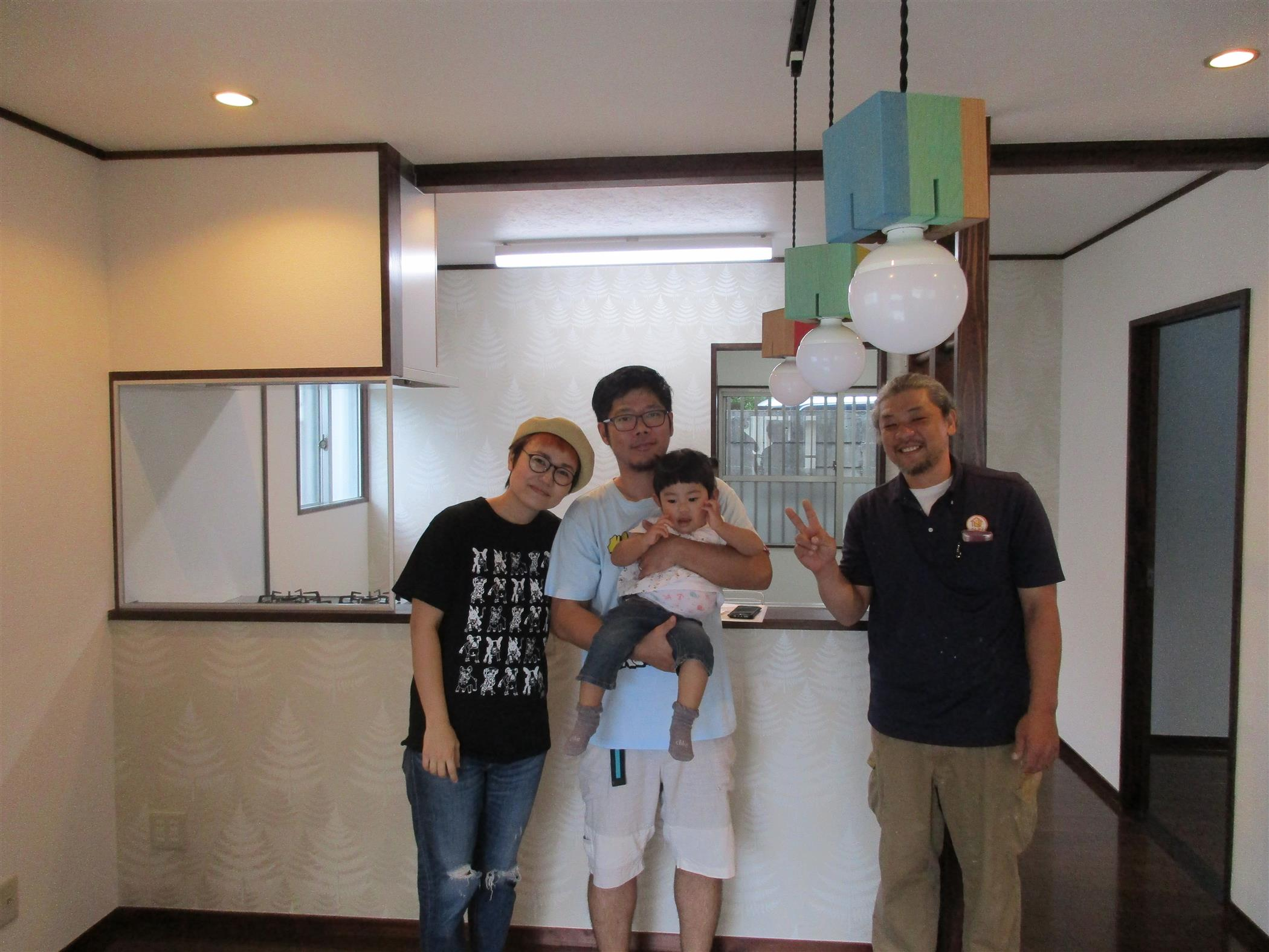 沖縄・那覇のリフォーム 実際のお客様の写真:古民家改装工事