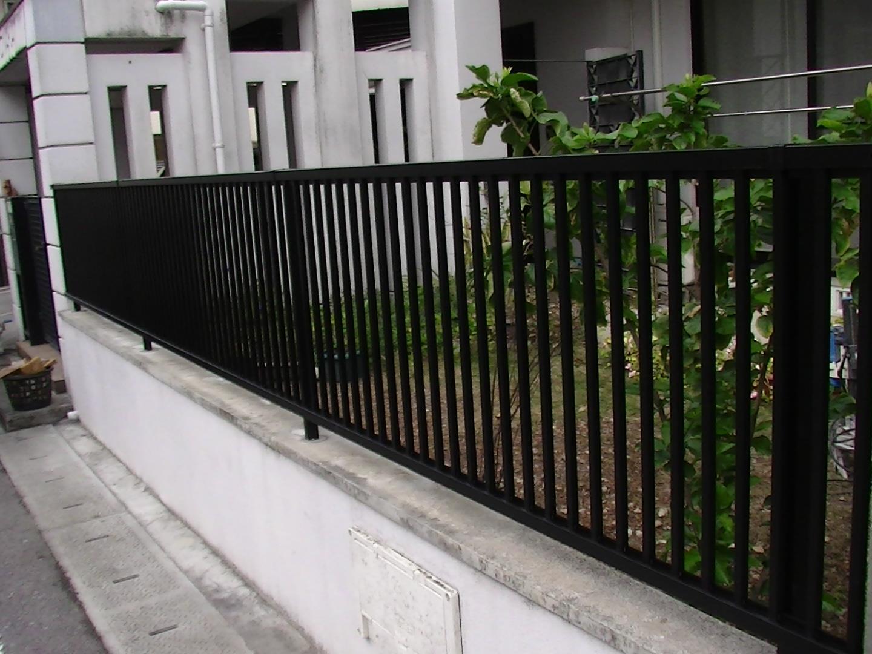 フェンス工事(リフォーム施工事例)を公開しました。   沖縄や那覇でリフォームするなら【株式会社 あうん工房】