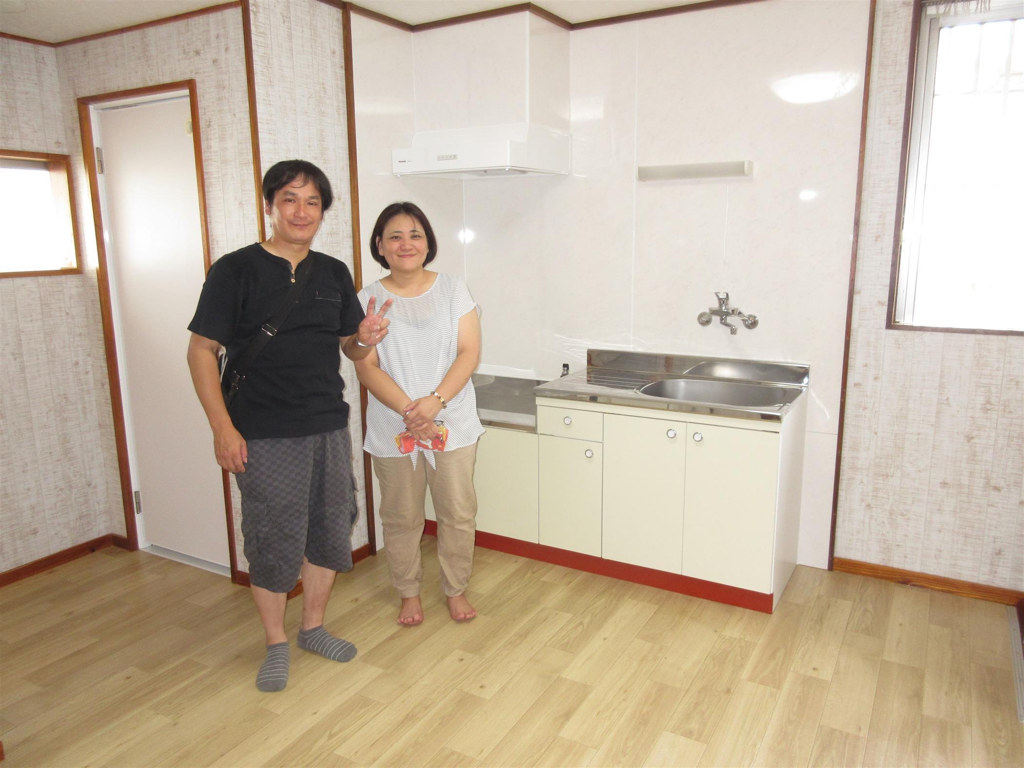 2階改装工事(お客様の声)を公開しました。 | 沖縄や那覇でリフォームするなら【株式会社 あうん工房】