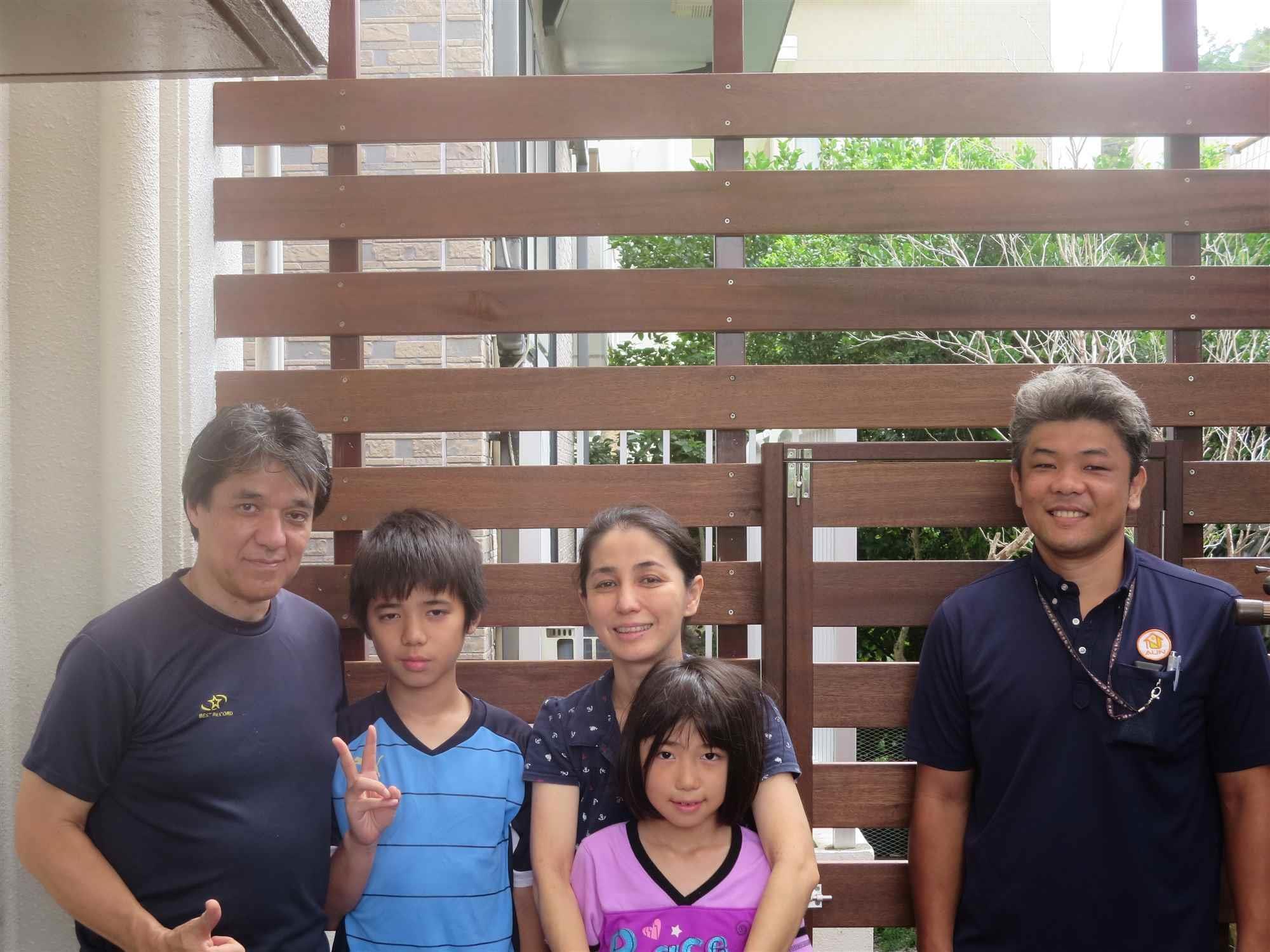 沖縄・那覇のリフォーム 実際のお客様の写真:2回目の依頼です。