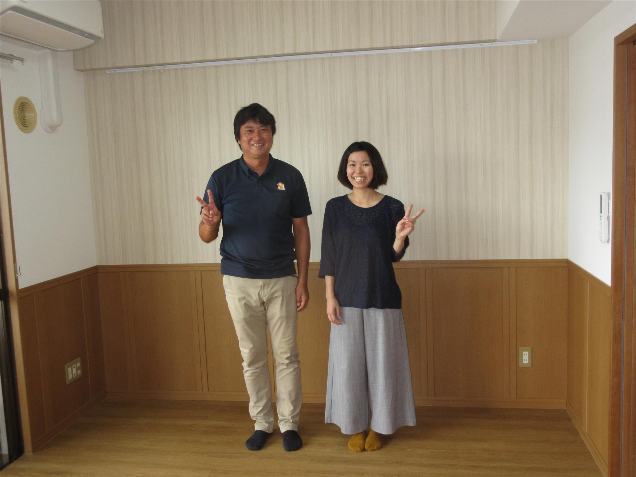 沖縄・那覇のリフォーム 実際のお客様の写真:マンションリフォーム
