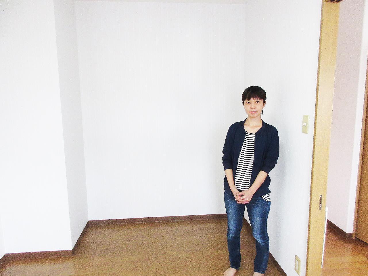 沖縄・那覇のリフォーム 実際のお客様の写真:ユニットトイレを撤去し収納スペースへ変更