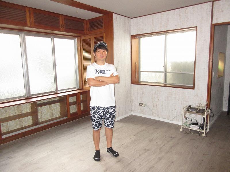 沖縄・那覇のリフォーム 実際のお客様の写真:自宅を事務所兼用へリフォーム