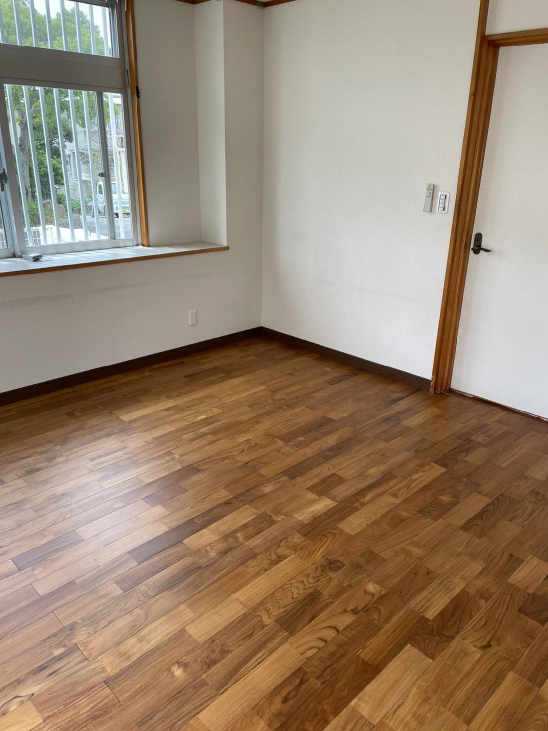 床の張替工事(リフォーム施工事例)を公開しました。 | 沖縄や那覇でリフォームするなら【株式会社 あうん工房】