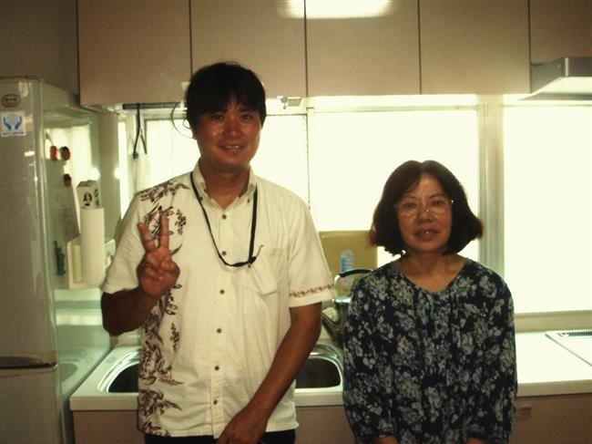 沖縄・那覇のリフォーム 実際のお客様の写真:最初の打合せで信頼できそうな人だと思ったので・・・