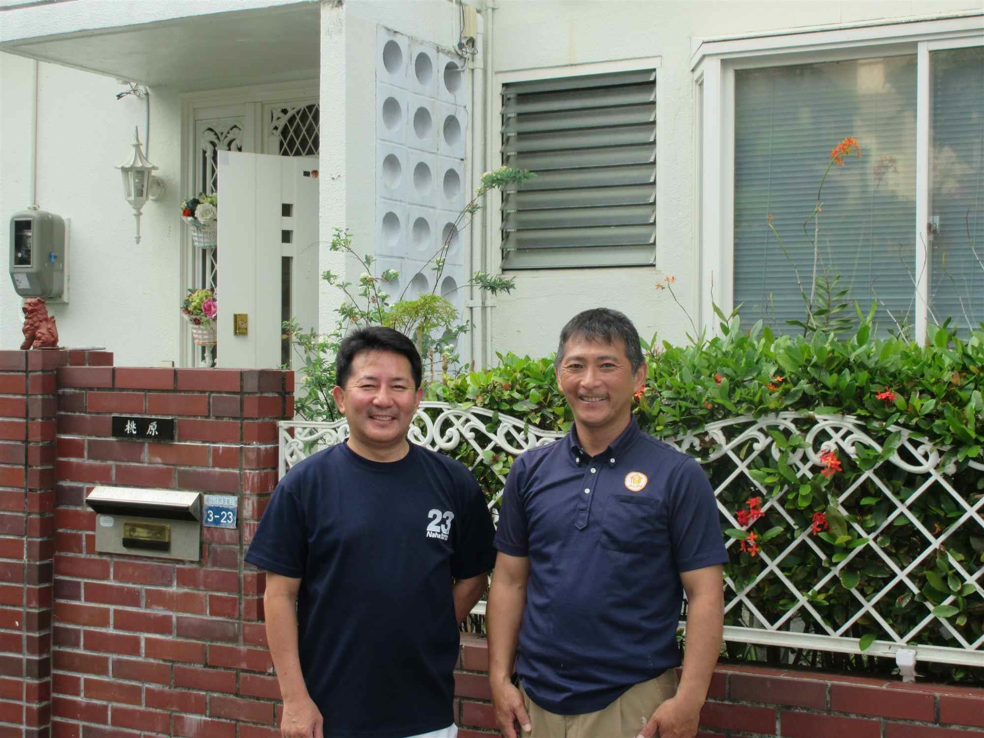 沖縄・那覇のリフォーム 実際のお客様の写真:対応がいい