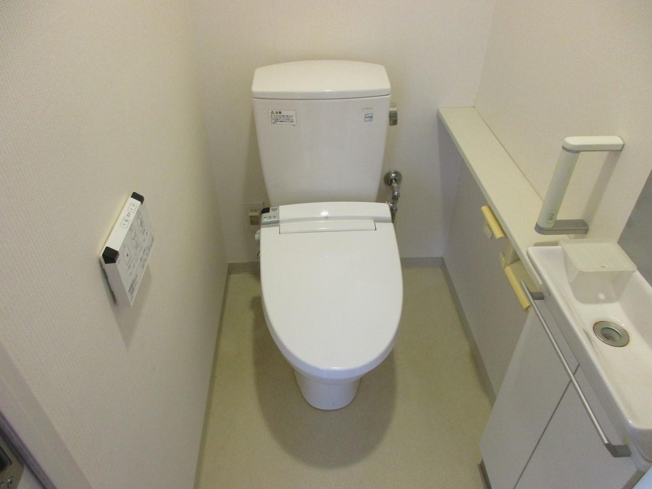 シャワートイレへ取替え(リフォーム施工事例)を公開しました。 | 沖縄や那覇でリフォームするなら【株式会社 あうん工房】