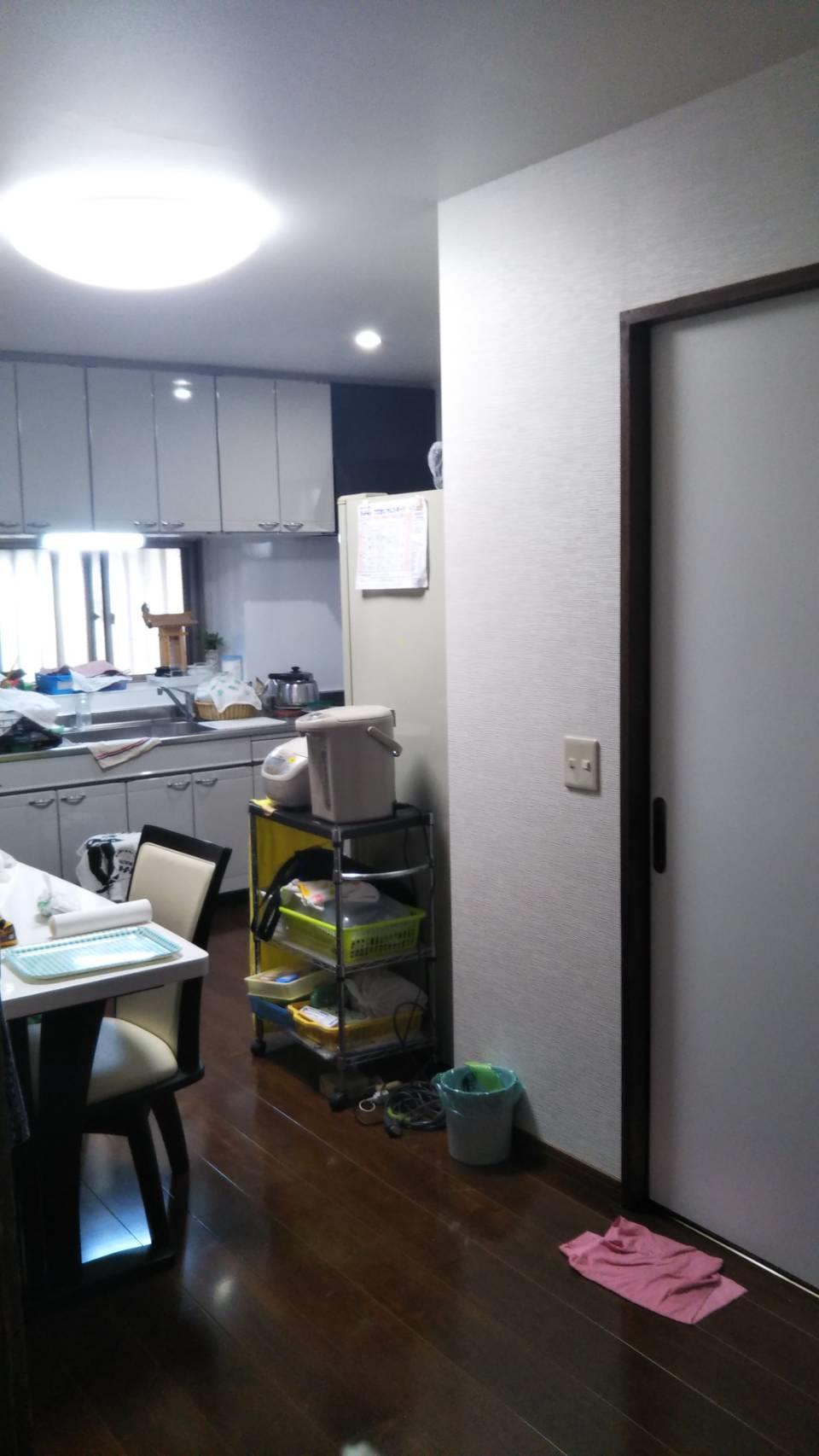 1階部分改装工事(リフォーム施工事例)を公開しました。   沖縄や那覇でリフォームするなら【株式会社 あうん工房】