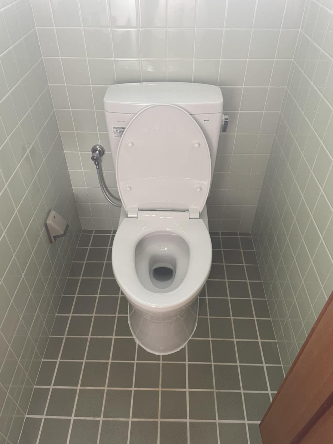 トイレ取替え(リフォーム施工事例)を公開しました。 | 沖縄や那覇でリフォームするなら【株式会社 あうん工房】