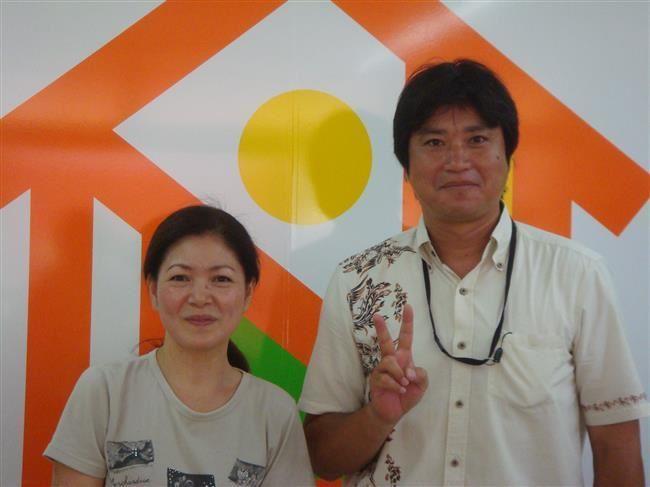 沖縄・那覇のリフォーム 実際のお客様の写真:細やかに説明で、とてもわかりやすかった。
