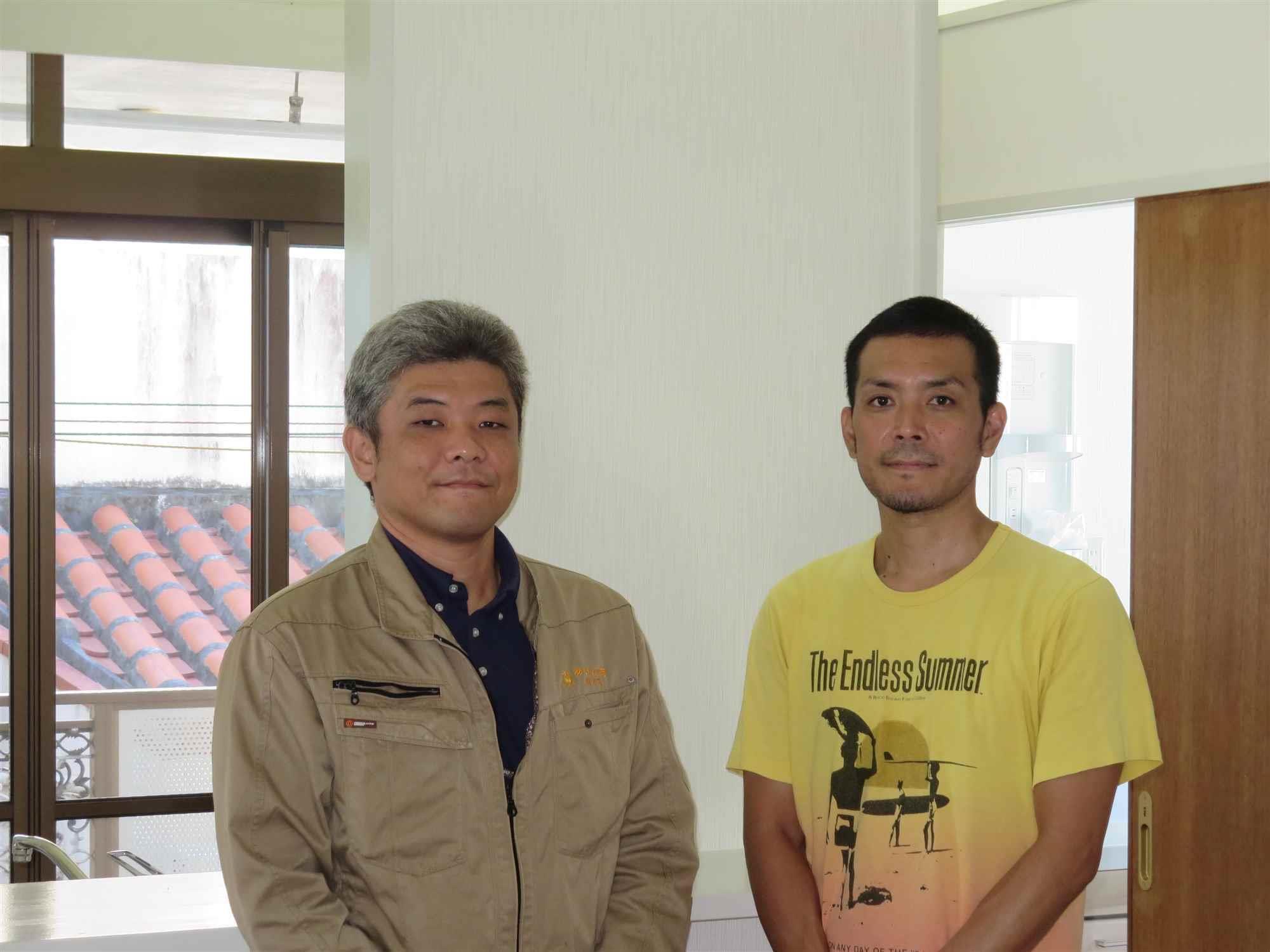 沖縄・那覇のリフォーム 実際のお客様の写真:想像した以上の完成度