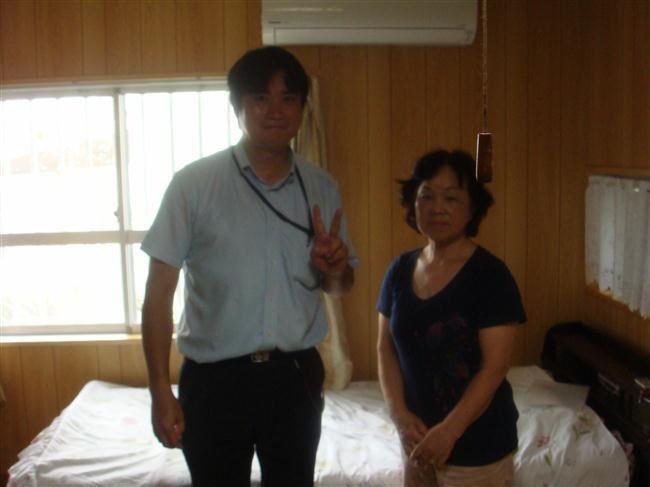 沖縄・那覇のリフォーム 実際のお客様の写真:今は私がそのベットで快適にすごしています。
